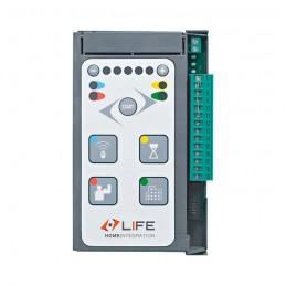 Platine électronique 2 moteurs 24V LIFE RGUNI24RDL