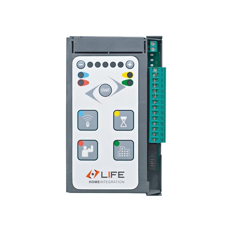 Platine électronique 2 moteurs 230V LIFE RGUNIRSDL