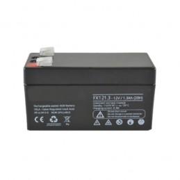 Batterie secours 12V 1,3Ah